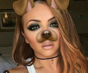 makeup, we heart it, and little mix image