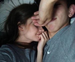 boy, couples, and girl image