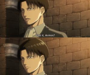 anime, armin arlert, and snk image