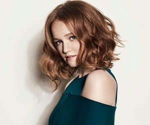 actor, actress, and liv hewson image