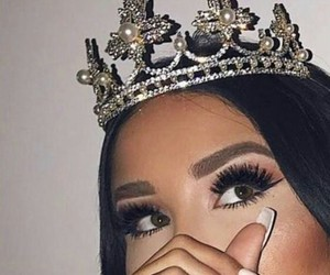 beautiful, makeup, and princess image