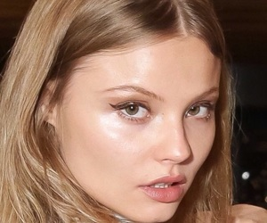 model, Magdalena Frackowiak, and beauty image