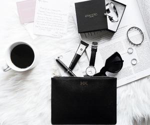 coffee, minimal, and minimalism image