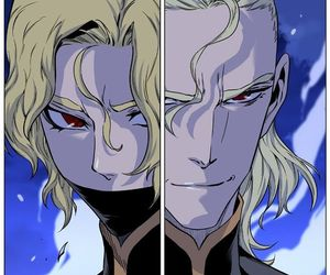 manga, manhwa, and noblesse image