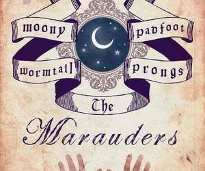 harry potter, prongs, and wormtail image