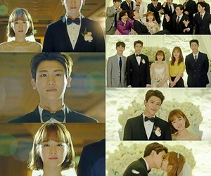 wedding, kdrama, and strong woman image