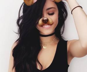 madison beer, snapchat, and goals image