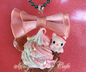 baby, bow, and candy image