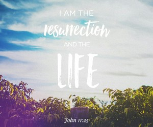 life, bible, and easter image