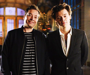 Harry Styles and snl image