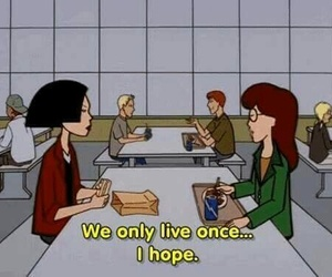 Daria and 90s image