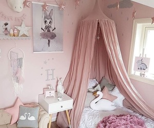 quarto, princesa, and decoração image