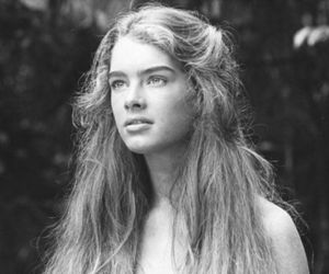 young brooke shields image