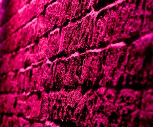 concrete wall, hot pink, and pink aesthetic image