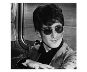 60's, beatles, and john lennon image