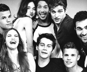 serie and teen wolf image