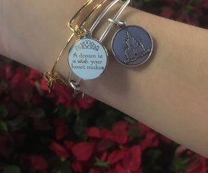 bracelets, disney, and disney world image