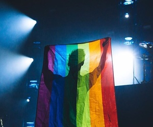 bisexual, panic at the disco, and Transgender image