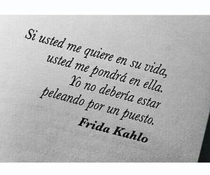 love, frases, and frida kahlo image