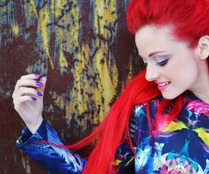 amazing, beautiful, and redhair image