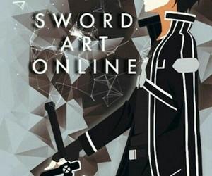 kirito and sword art online image