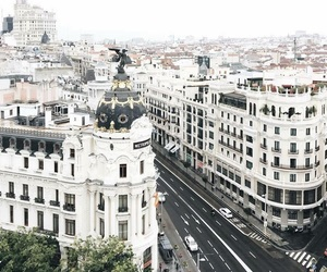 city and spain image