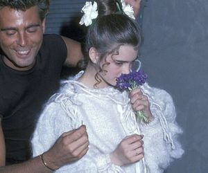 well, young brooke shields, and how do they smell? image