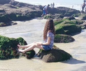 beach, camera, and cool image