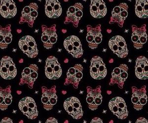 skull and wallpaper image