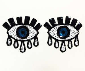 etsy, eye, and eye patch image