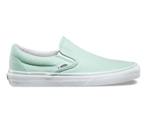 mint, sneakers, and vans image