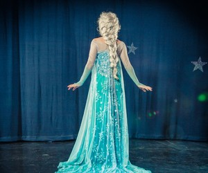 disney, frozen, and traci hines image