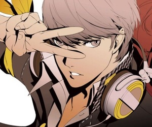 persona, rise, and persona 4 golden image