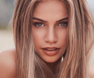 girl, model, and scarlett leithold image