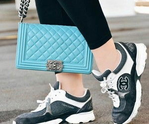 chanel, chic, and stylé image