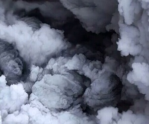 clouds, black, and wallpaper image