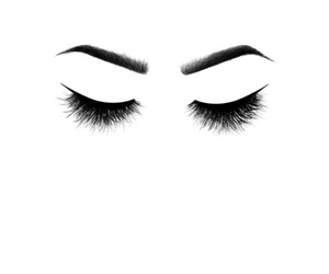 eyes, wallpaper, and eyelashes image