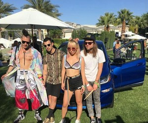 Joe Jonas and coachella 2017 image