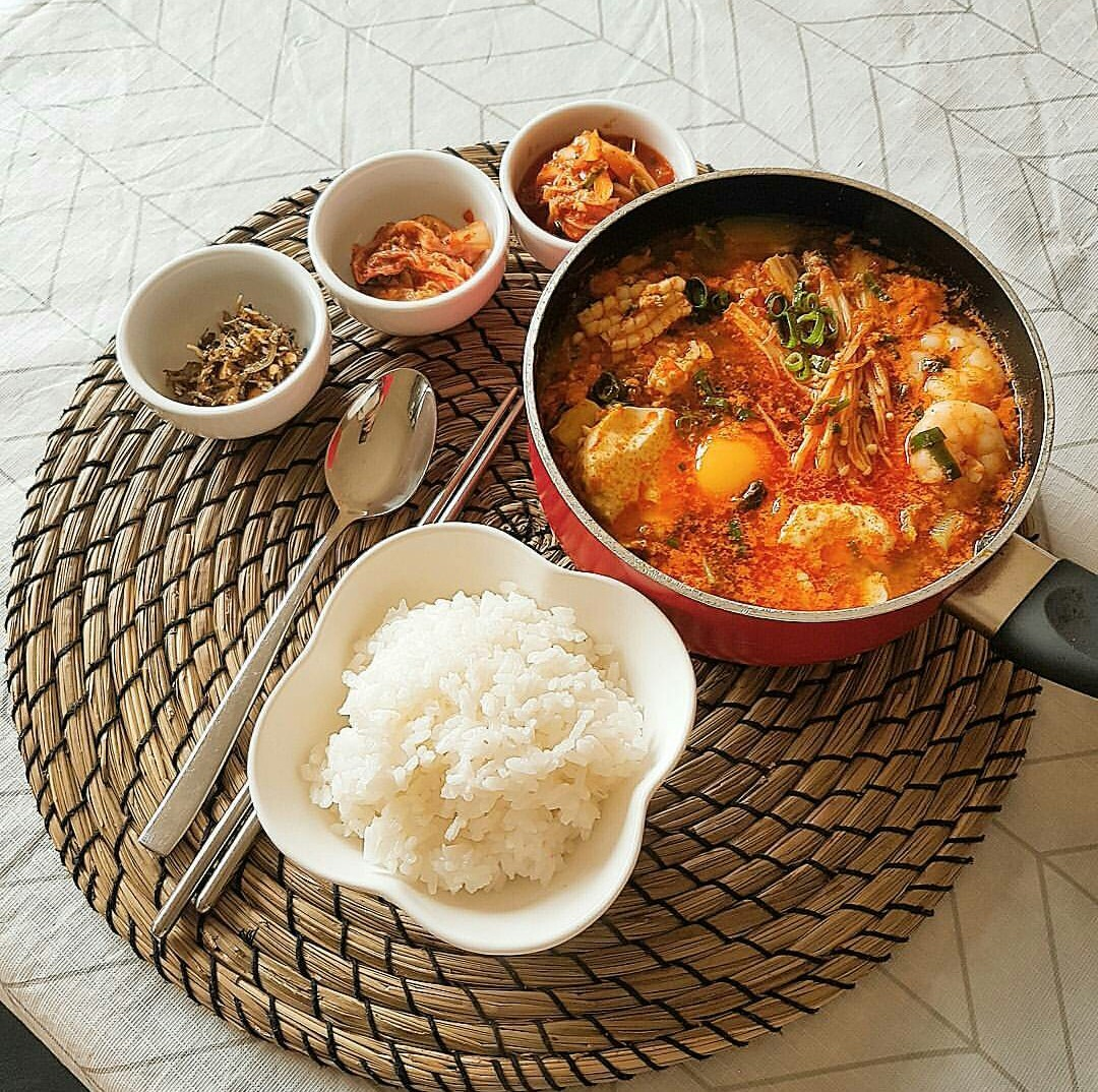 food, rice, and asian food image