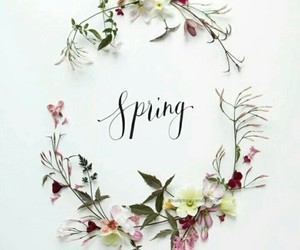 spring, easter, and happy easter image