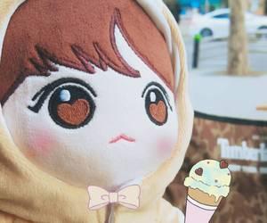 bts, jungkook, and babykookie image