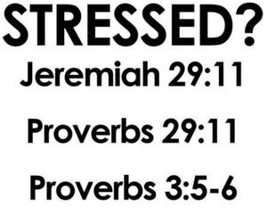 stressed, bible, and god image