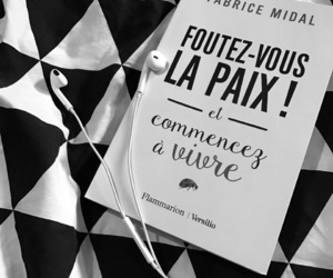 book, chill, and french image