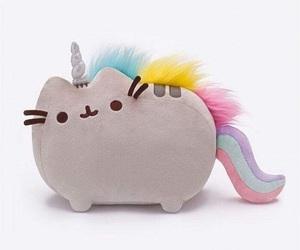 unicorn, blue, and cute image