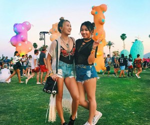 coachella, laurdiy, and lauren image
