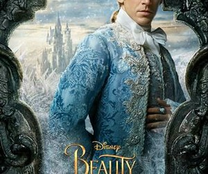 beauty and the beast, disney, and dan stevens image