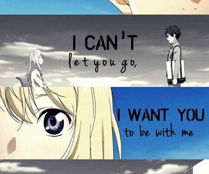 anime, anime quotes, and crush image