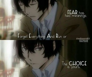 anime, cry, and quotes image