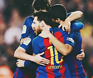 Leo, messi, and neymar image