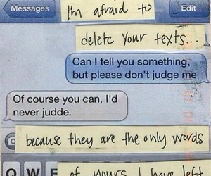 quote, texting, and 13 reasons why image